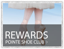 DanceSupplies.com Pointe Shoe Rewards Program