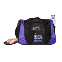 Horizon Dance3 Duffel Bag - Purple