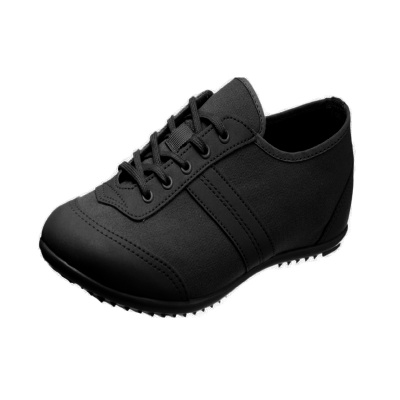In-Step Cougar Dance Sneaker - Black