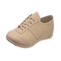 In-Step Cougar Dance Sneaker - Tan