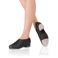 Leos Ladies Slip-On Jazz Tap Shoe