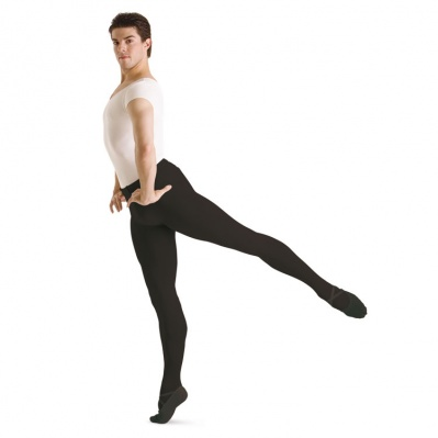 Mirella Mens Footed Tights