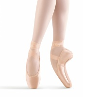 Mirella Whisper Pointe Shoes - Satin