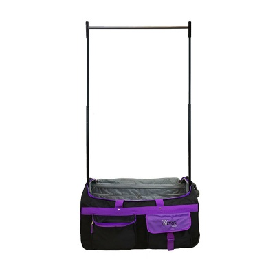 Ovation Gear Black/Purple Performance Bag - Medium