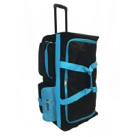 Ovation Gear Black/Turquoise Performance Bag - Large