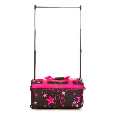 Rac n Roll Pink Stars Dance Bag 2.0 - Medium