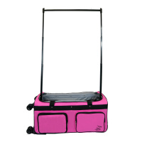 Rac n Roll Pink Dance Bag 4x Dual - Large