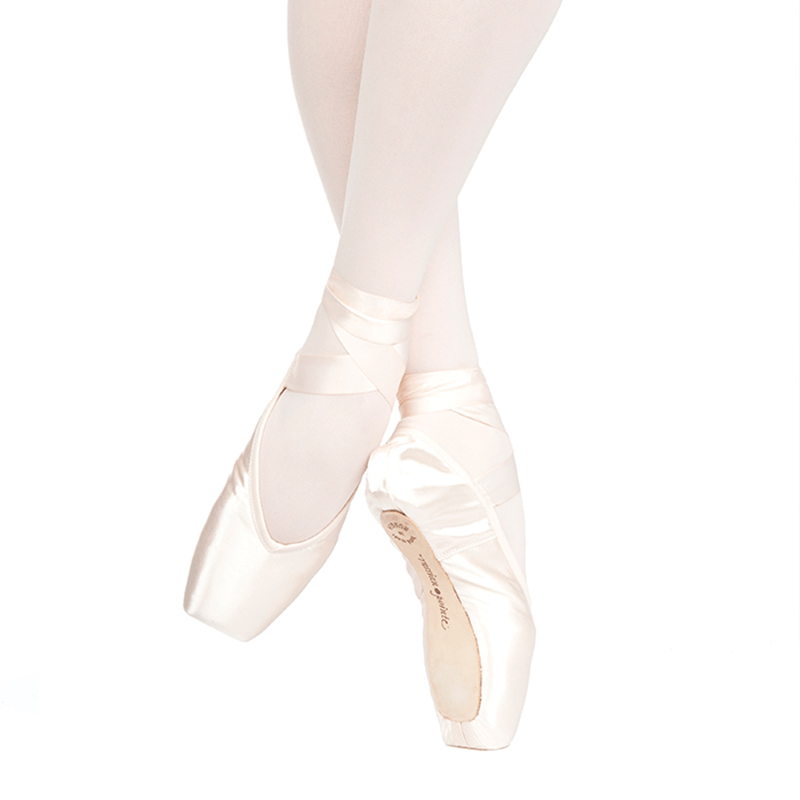Russian Pointe Muse Pointe Shoes: http://www.dancesupplies.com/Russian-Pointe-Muse-Pointe-Shoes.html