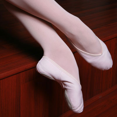 Russian Pointe Andante Ballet Slippers