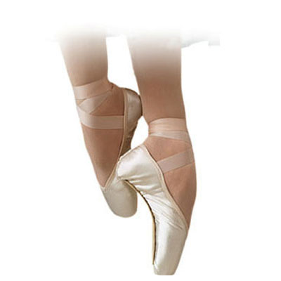 Russian Pointe Entrada Pointe Shoes