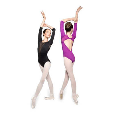 Russian Pointe (She's) Inspired Leotard