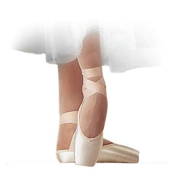 Russian Pointe Polette Grande Pointe Shoes