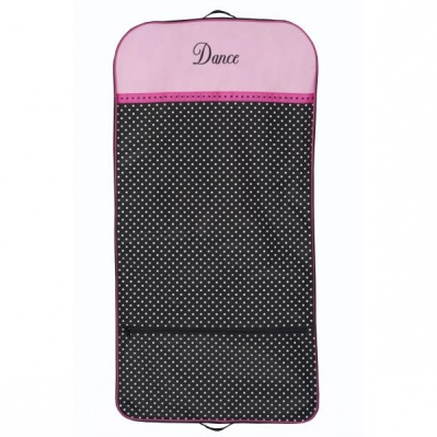 Sassi Polka-Dot Dance Garment Bag