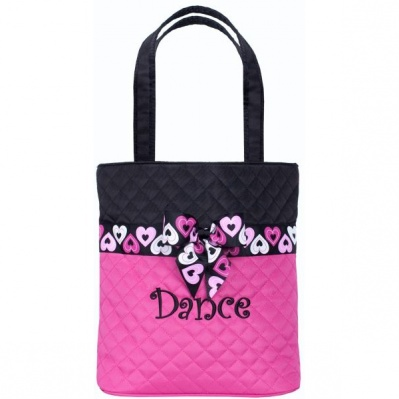 Sassi Quilted Dance Tote Bag