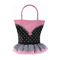 Sassi Tutu Bag with Polka Dots