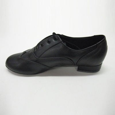 So Danca Adult Classic Oxford Jazz Shoe - Black