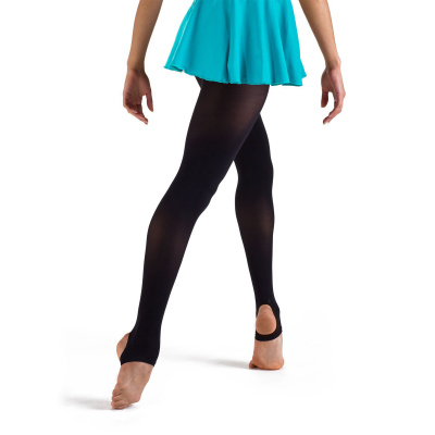 So Danca Child's Stirrup Tights