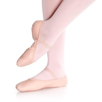 So Danca Adult Brice Leather Ballet Slippers