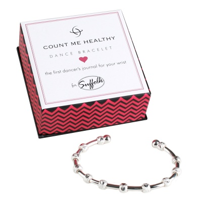 Suffolk Count Me Healthy Dance Bracelet