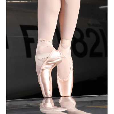 Suffolk Captivate Pointe Shoes
