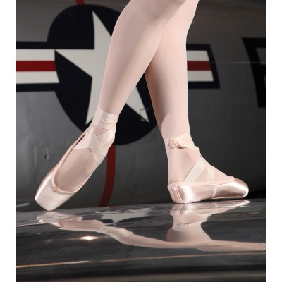 Suffolk Ensemble Pointe Shoes