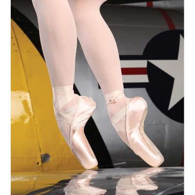 Suffolk Solo Prequel Pointe Shoes