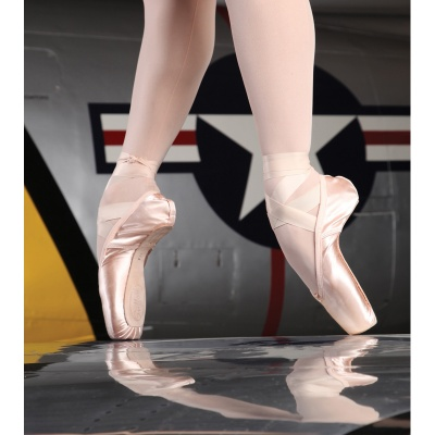 Suffolk Status Pointe Shoes