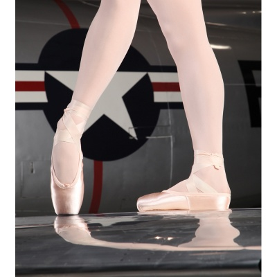 Suffolk Stellar Pointe Shoes