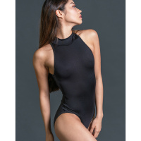Suffolk Adult High Neck Leotard