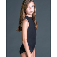 Suffolk Childs High Neck Leotard