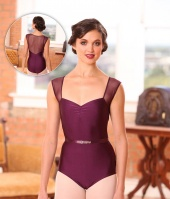 Suffolk Natalie Wood Leotard - Mesh