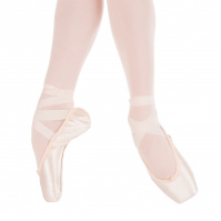 Suffolk Silhouette Pointe Shoes