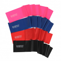 Superior Stretch Resistance Bands - Set of 4