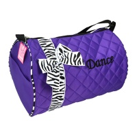 TYVM Purple Duffel Bag