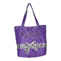 TYVM Purple Tote Bag