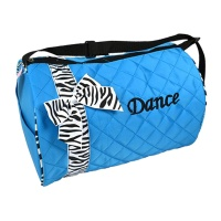 TYVM Turquoise Duffel Bag