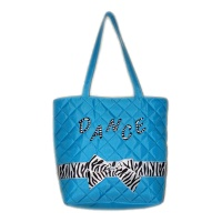 TYVM Turquoise Tote Bag